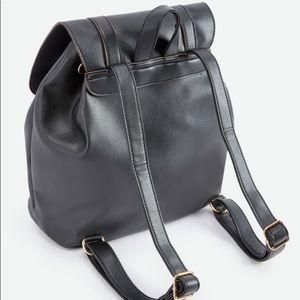 JustFab Bags - Always Cool Backpack JustFab Black 7ebf5df8c33fe